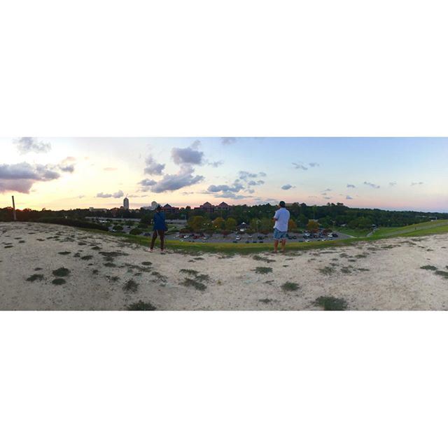 Happy Sunday everyone!  #panorama #mounttrashmore #VB #757 #757collective