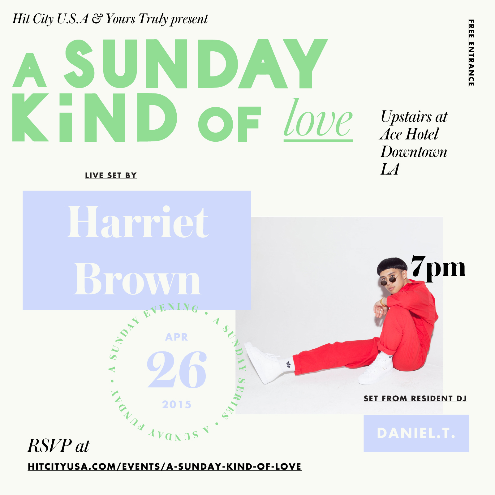 A Sunday Kind of Love w/ Harriet Brown