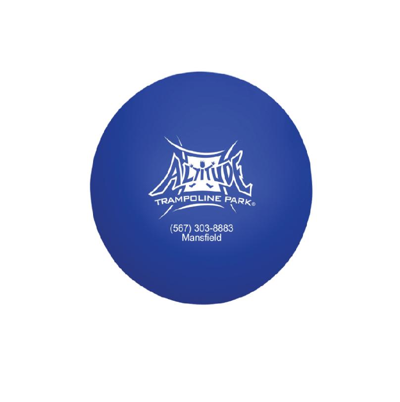 100 Round Stress Balls - $125.00