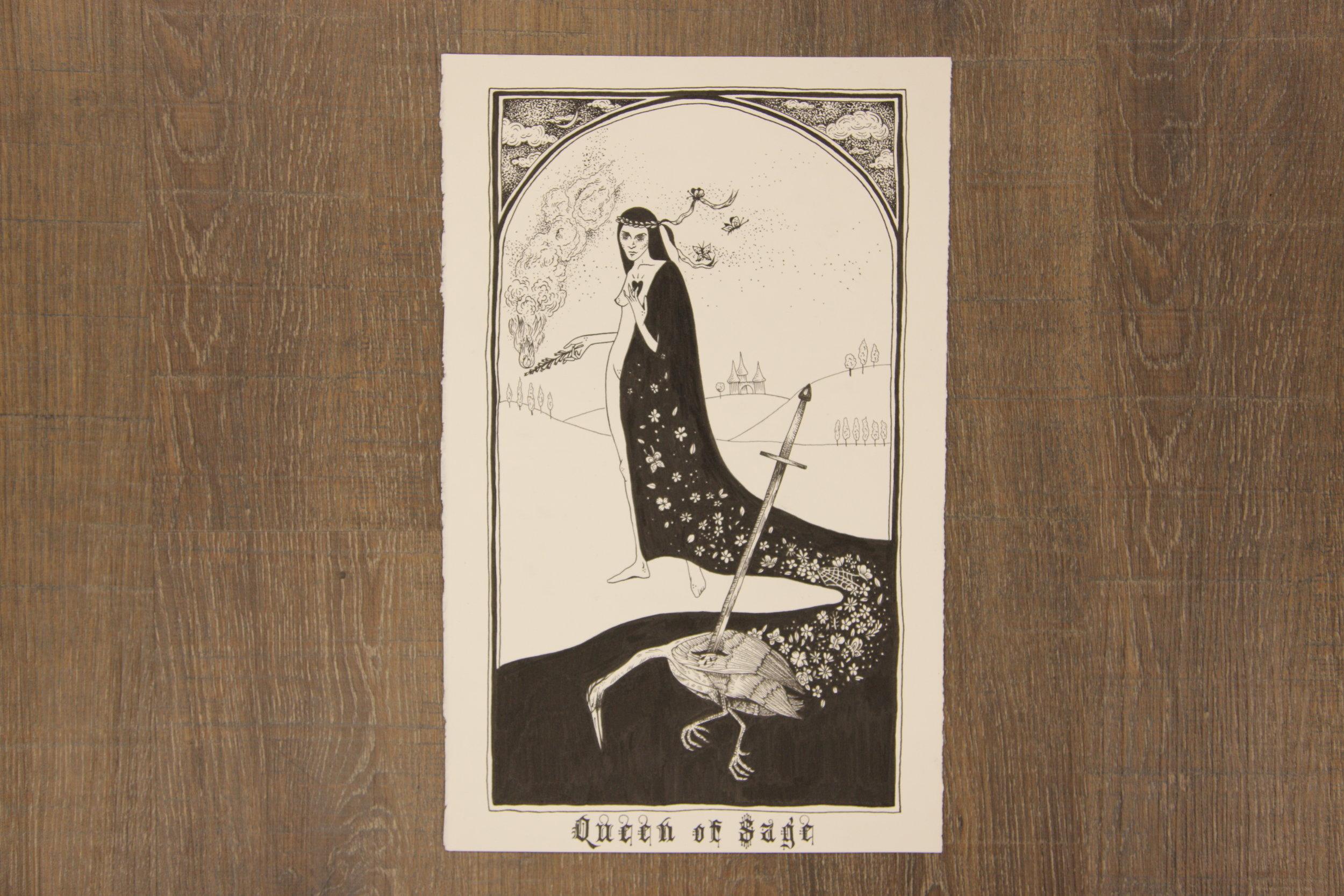 Queen of Sage