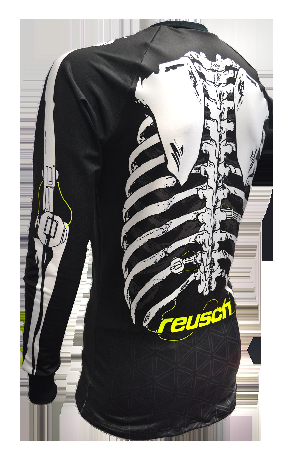 Reusch X-Ray Jersey. 2018