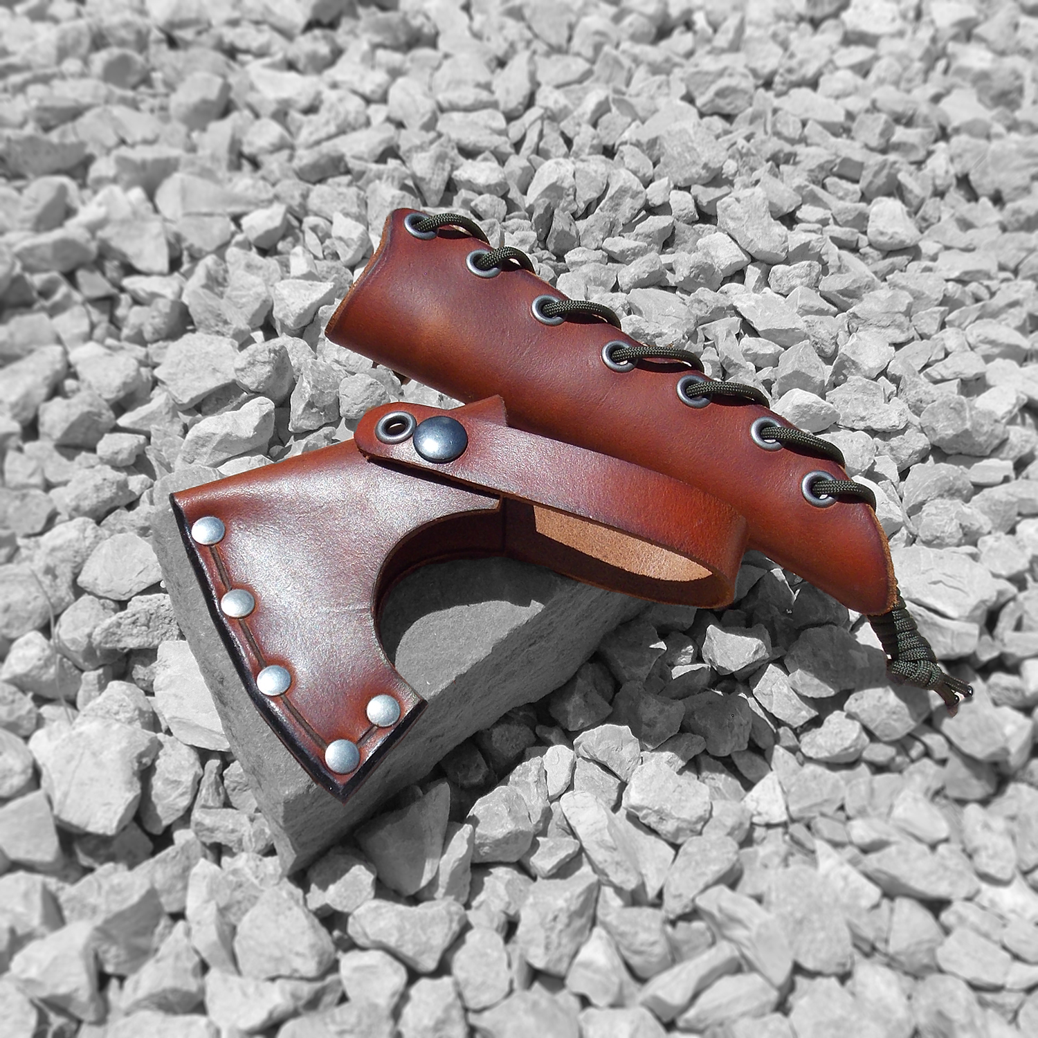 AXE SHEATHS& GUARDS - SHOP NOW