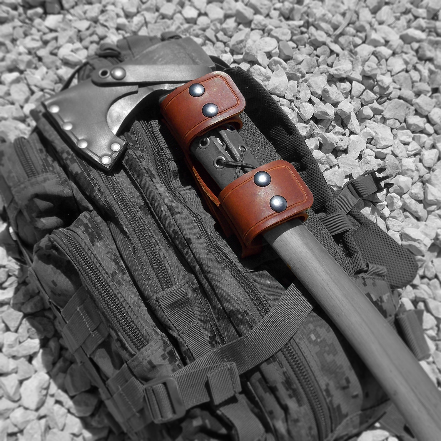 MOLLE Axe Holsters - SHOP NOW
