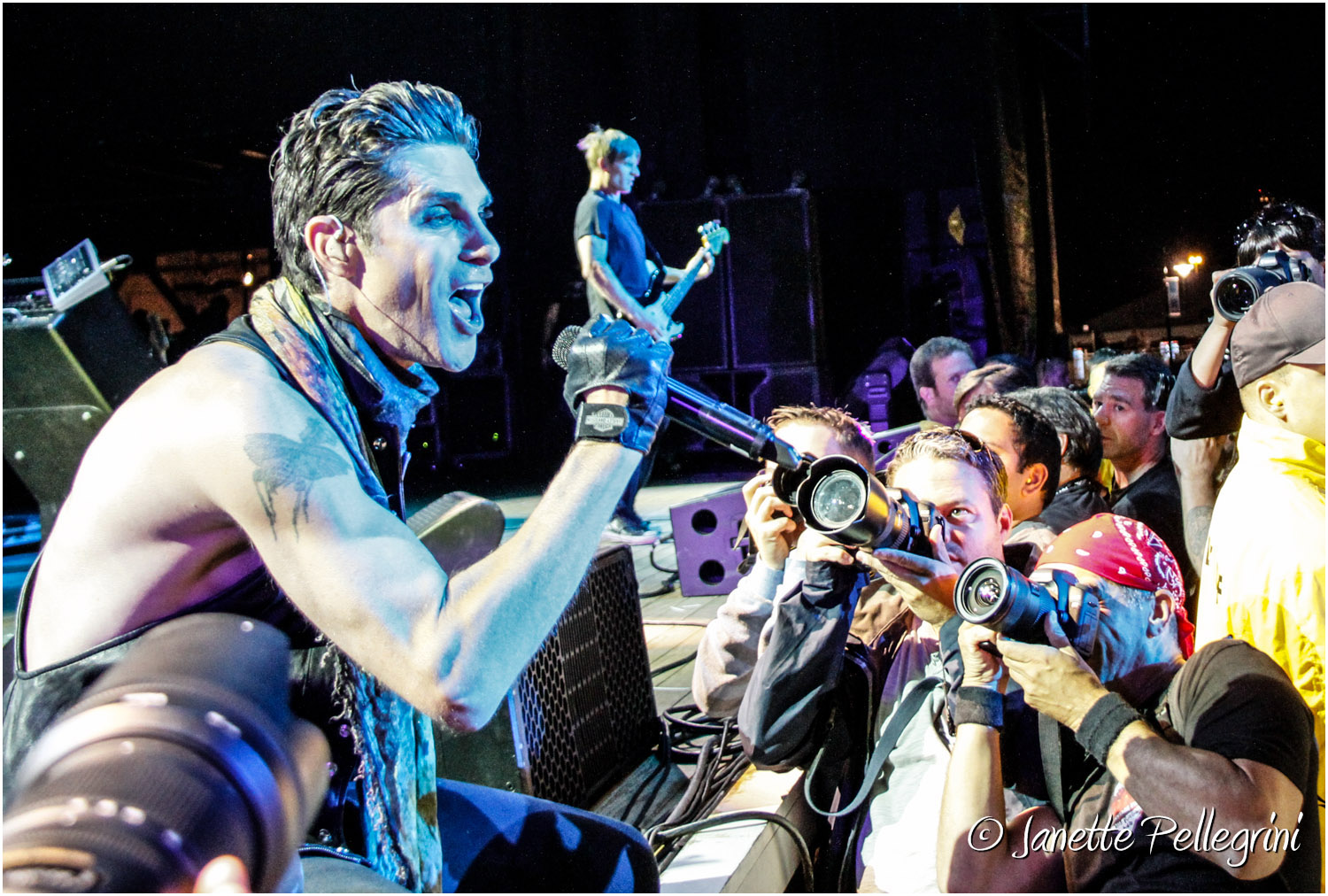 Jane's Addiction    Perry Farrell