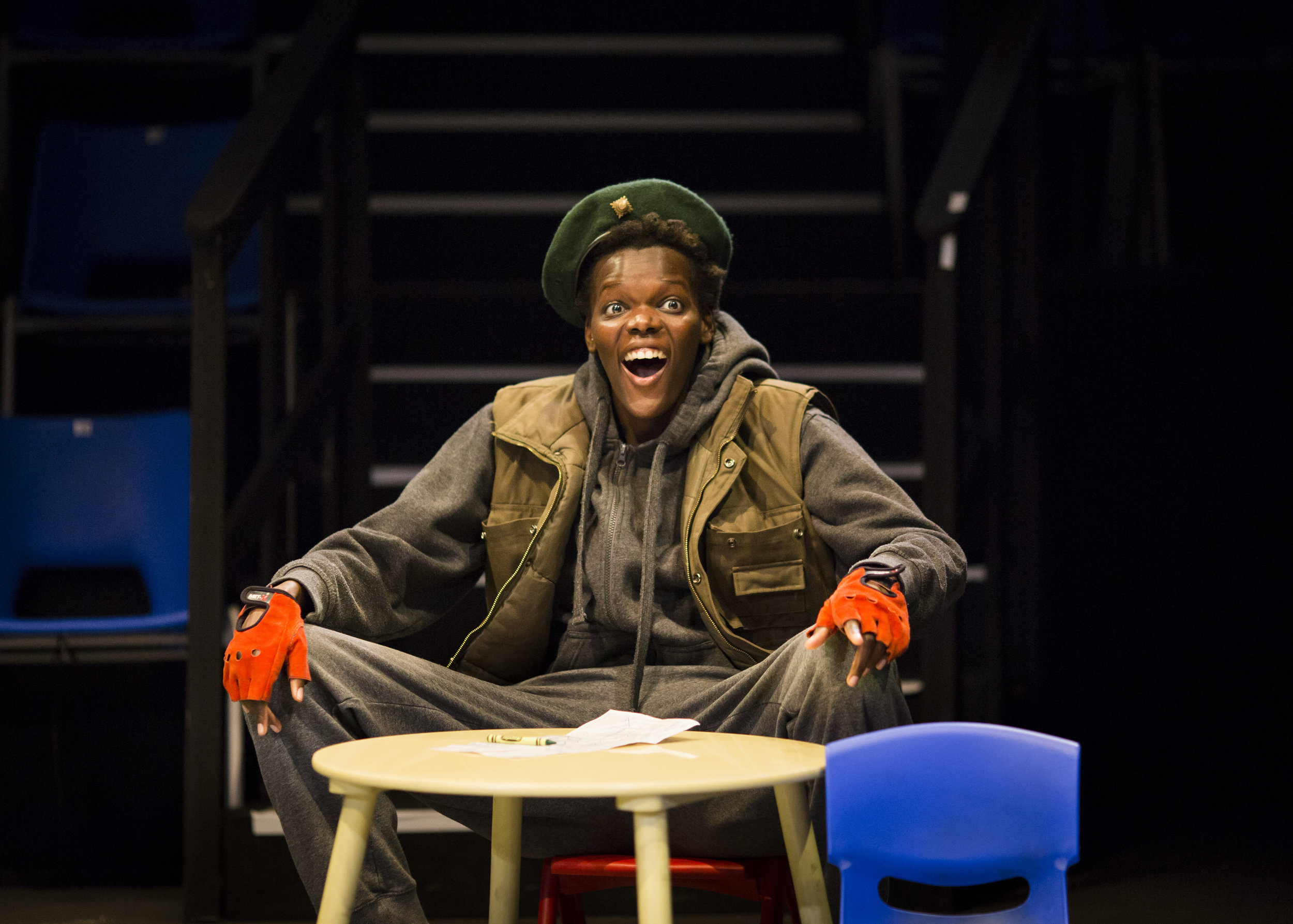 Sheila Atim (Gadshill) in Henry IV - Photo by Helen Maybanks copy.jpg