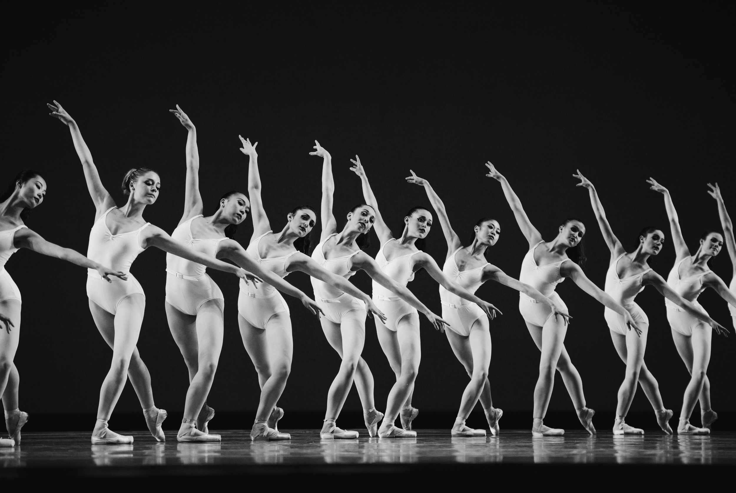 San Francisco Ballet  Symphony in 3 Movements  photo: Erik Tomasson
