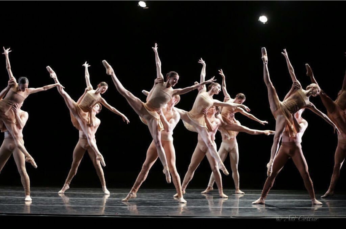 Ballet West in Val Caniparoli's Dances for Lou @ani_collier