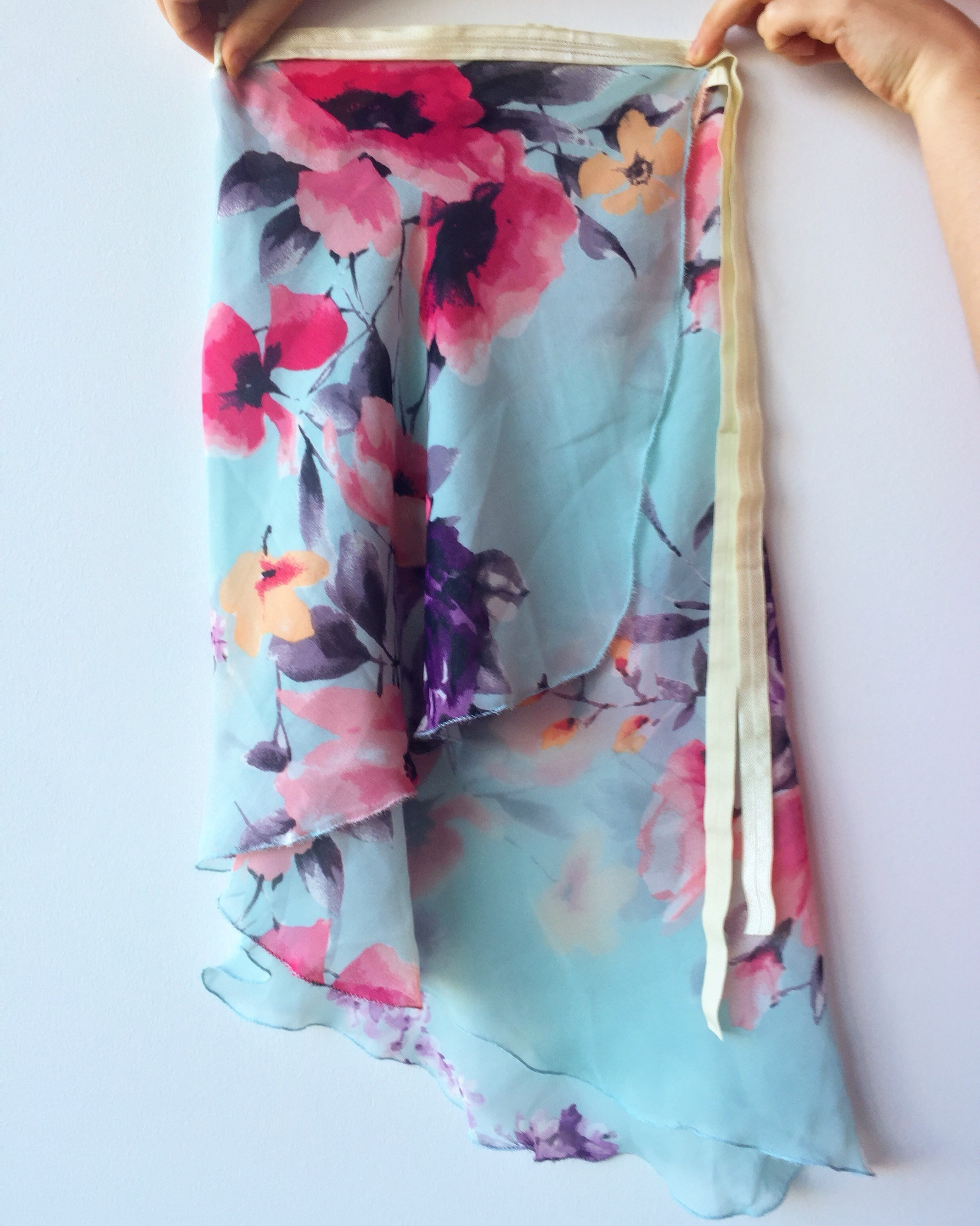 Aurora Skirts - Custom & Pre-Made Wrap Skirts & Circle Skirts made by Sophie Williamsof Ballet Met