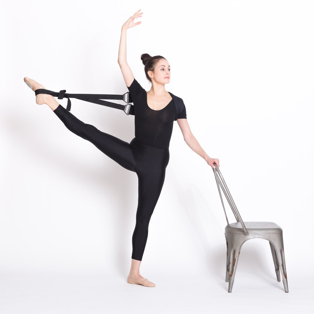 Felxistretcher - The flexistretcher is a multi-purposed tool designed by former ballerina, Rachel Hamrick, to enhance your strength, flexibility, and movement patterns.