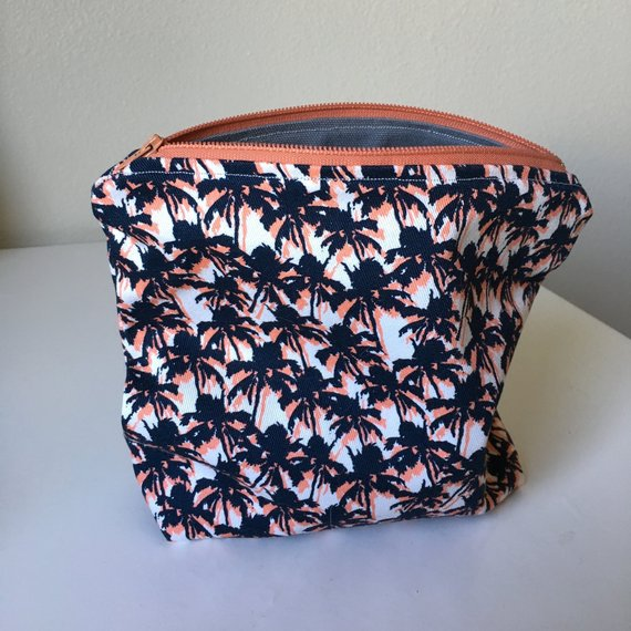 AudreyAthena - one-of-a-kind handmade zipper pouches, good for makeup, sewing supplies, hair pins, or just about anything! Made by Audrey Mathias of Sacramento Ballet