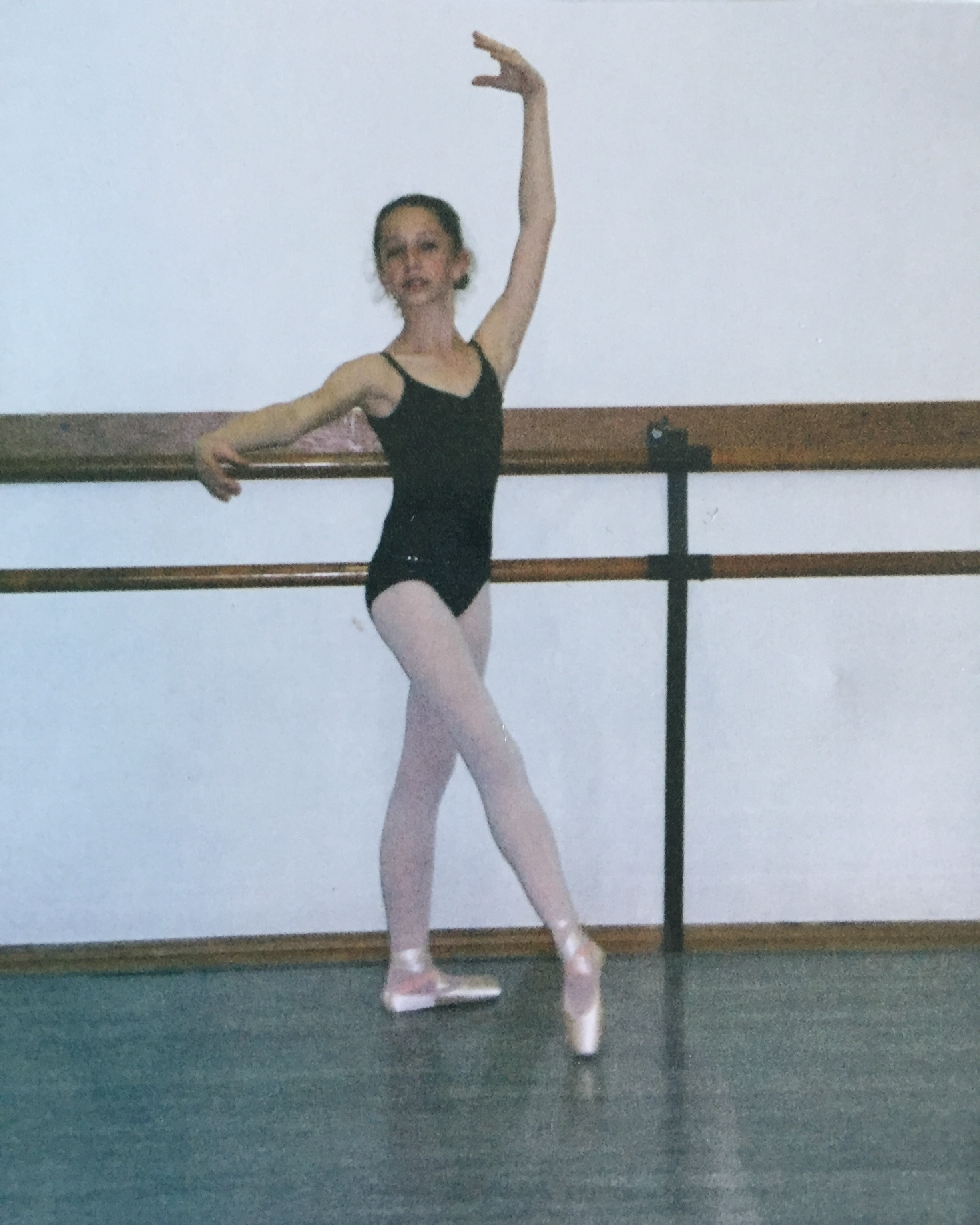 - After training with Hannah for 3 years, she encouraged me to find a bigger ballet school. At 11 years old I began training at Ballet Pacifica and was exposed to more American training.