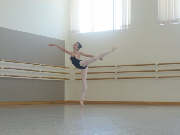 - Started going away to Summer Intensives at 13. Two summers with the School of American Ballet & here, my first year at San Francisco Ballet School at 15.