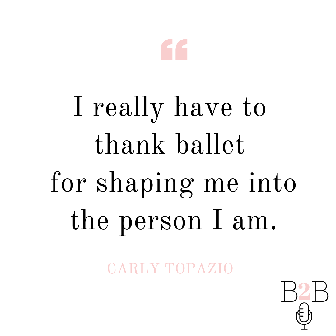 Carly Topazio quote