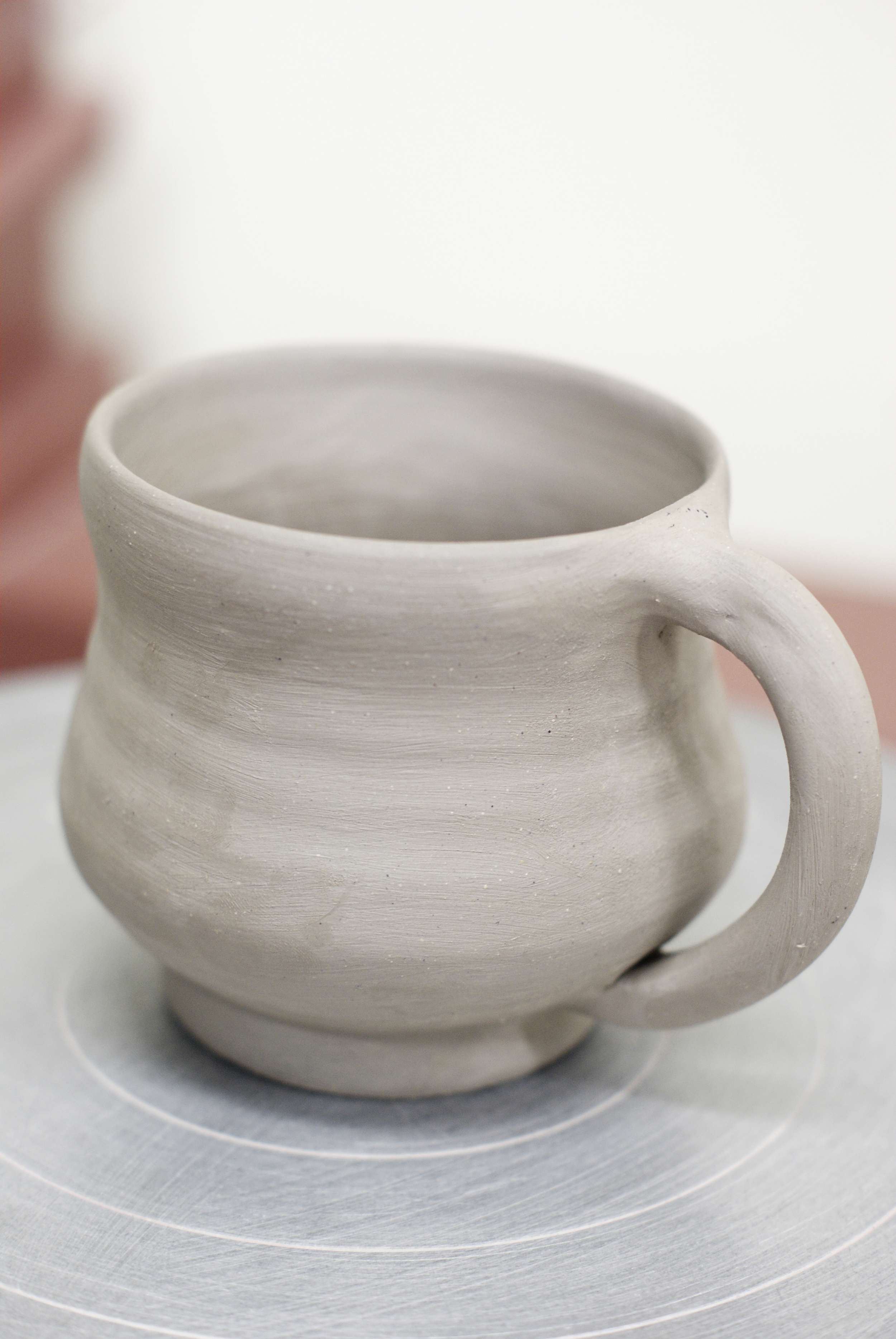 3/4 View Mug