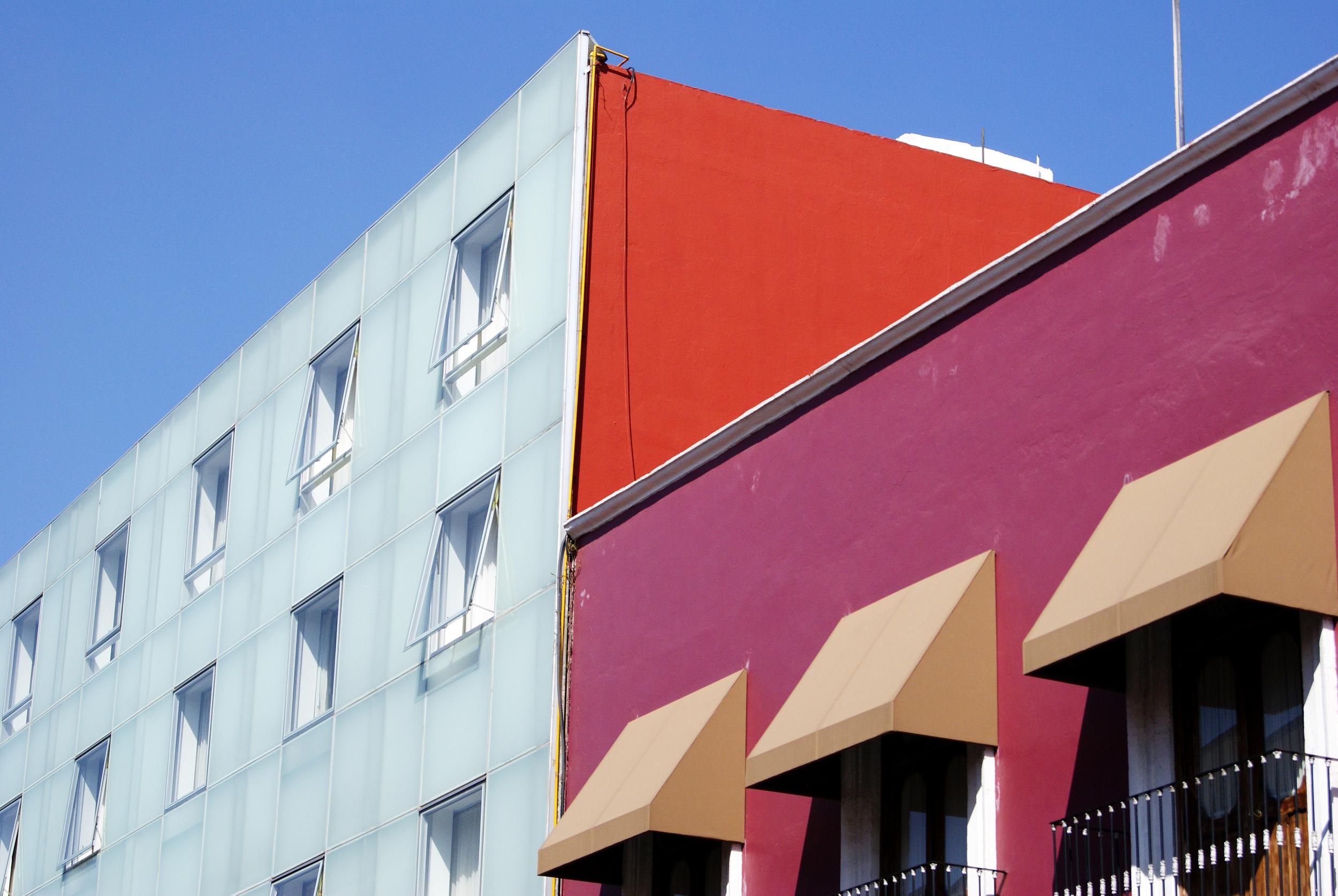 Modern Architecture in Puebla