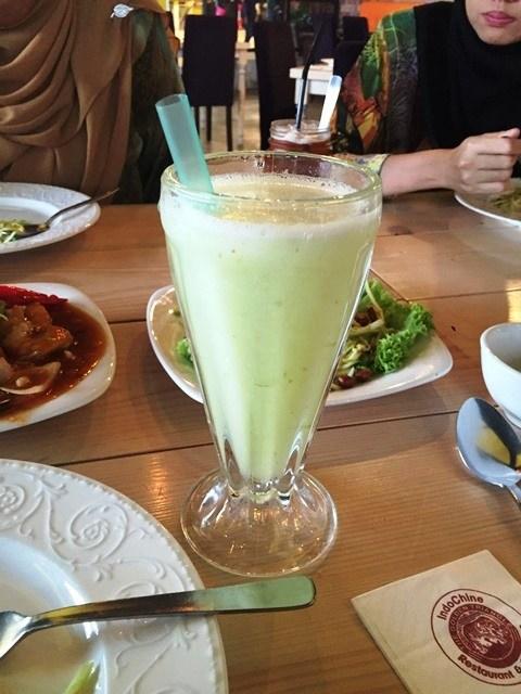 Avocado thick shake