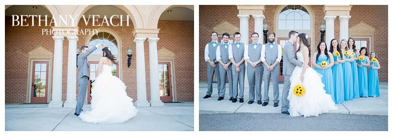 reception photography