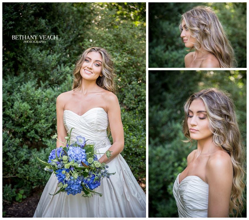 bridal portraits in memphis tn