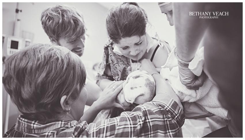 memphis birth photography