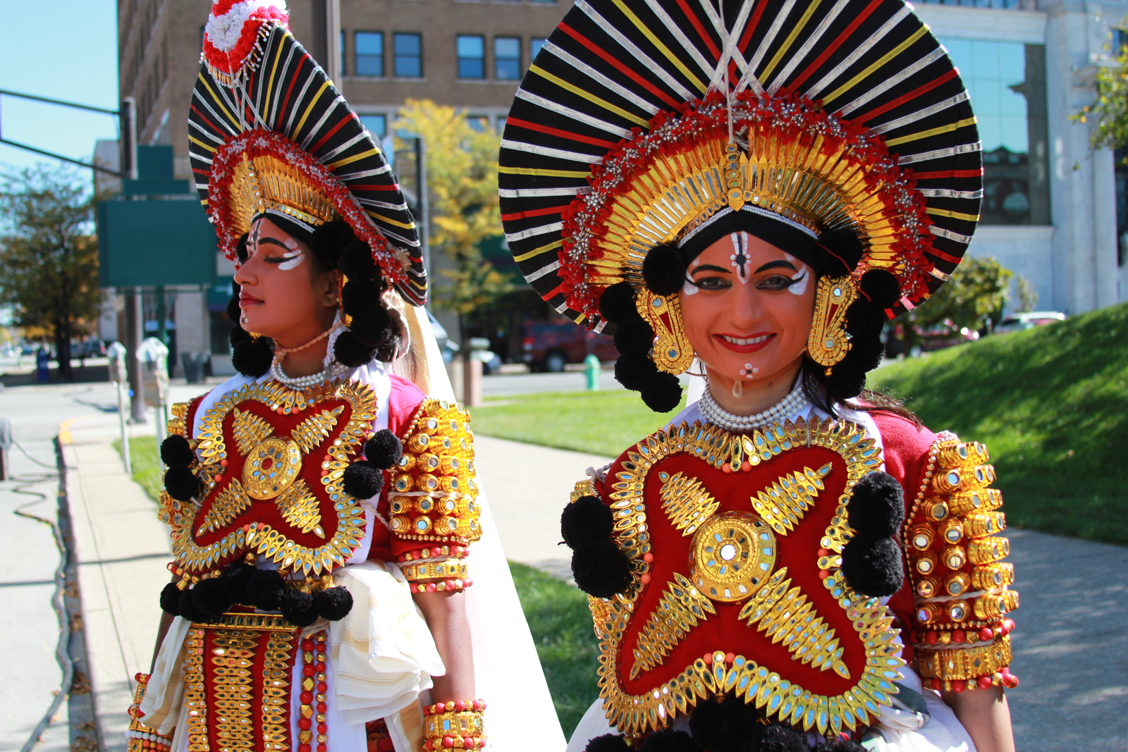 Festival of Faiths, Indianapolis  Sunday, September 7th, 1-5pm, Veteran's Memorial Plaza, Indianapolis, Indiana.  Get Involved