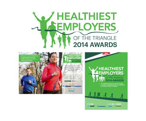 Healthiest Employers of the Triangle