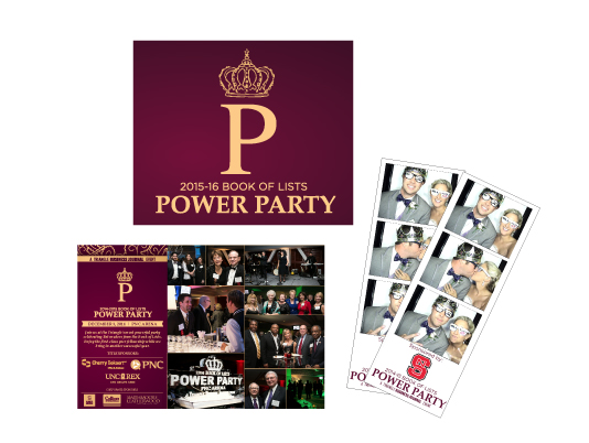Book of Lists - Power Party