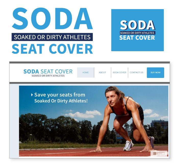 SODA Seat Cover