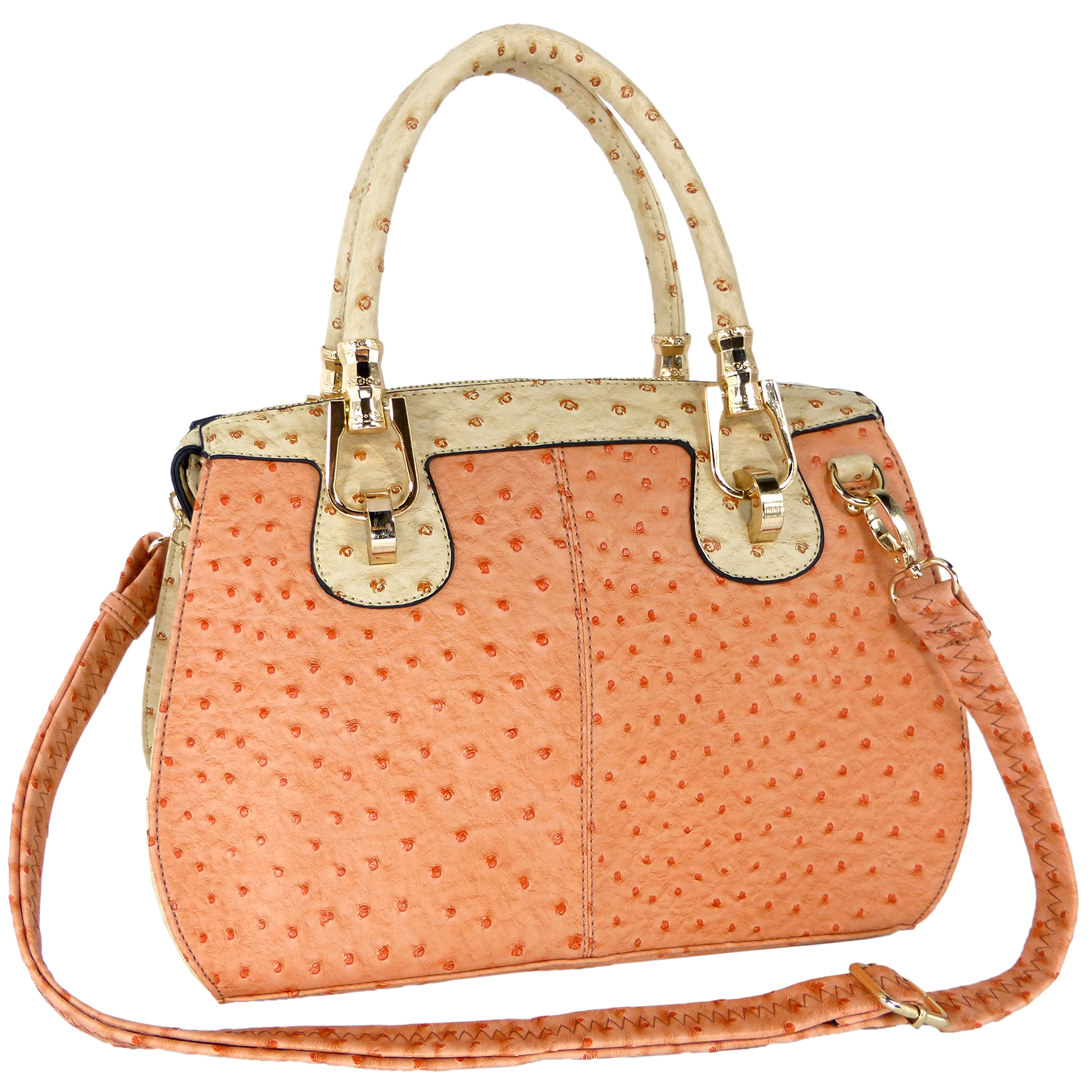MARISSA Pink Doctor Style Handbag Main