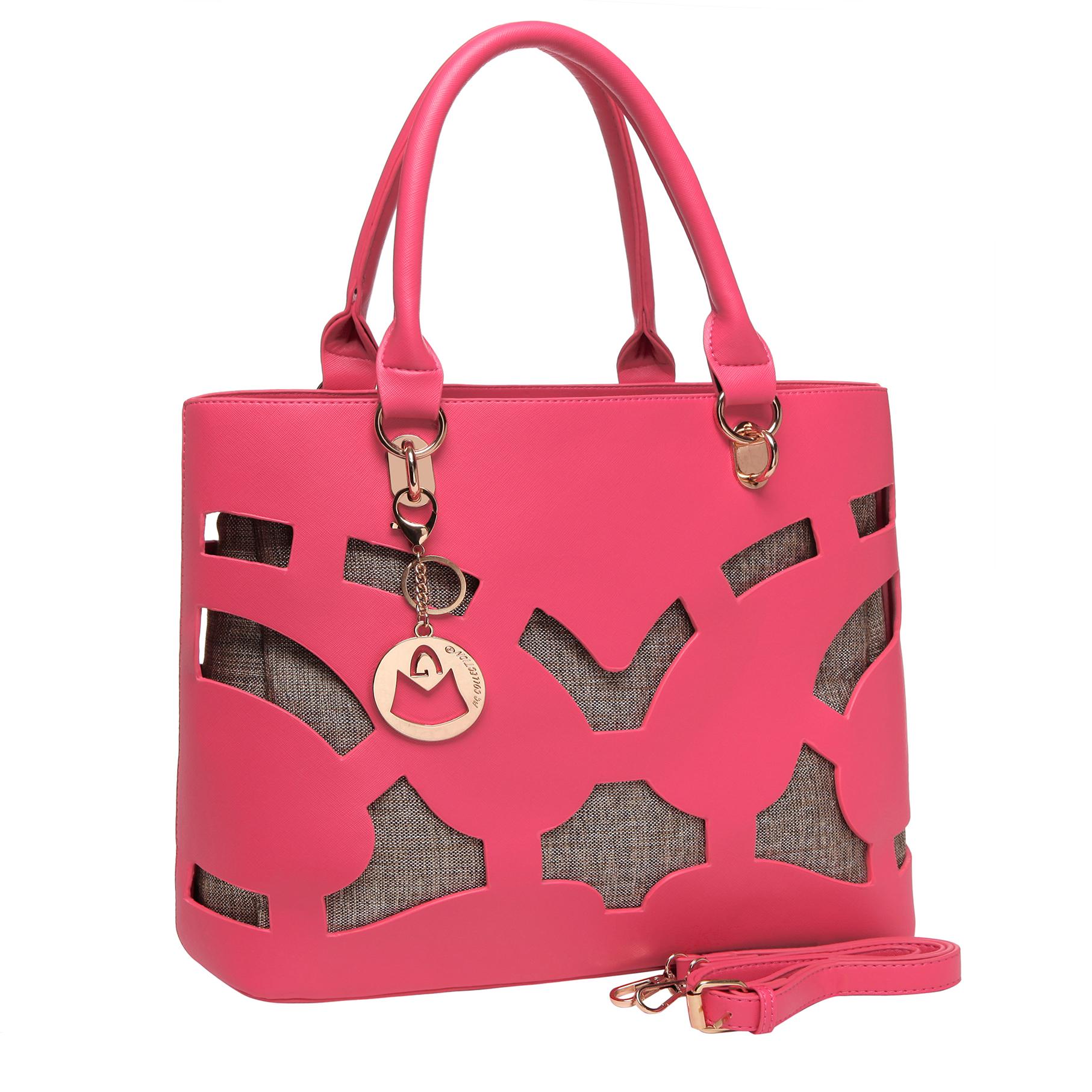 TAYLA Pink Fashion Tote main image