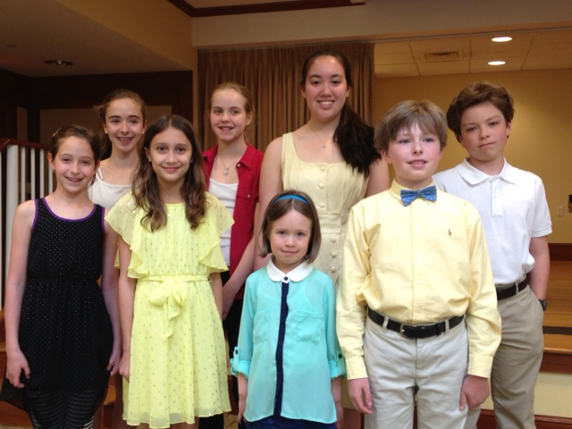 2014 Concerto Festival Winners - Session 1
