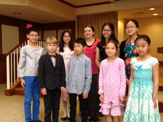 2014 Concerto Festival Winners - Session 2