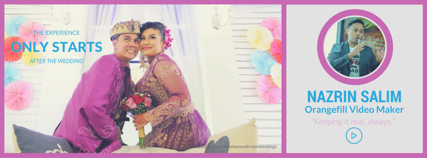 singapore malay wedding video services
