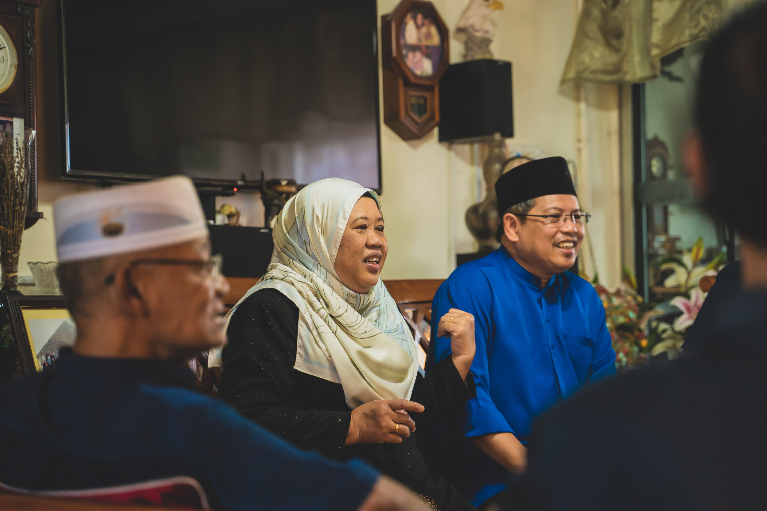 Singapore malay wedding videography services