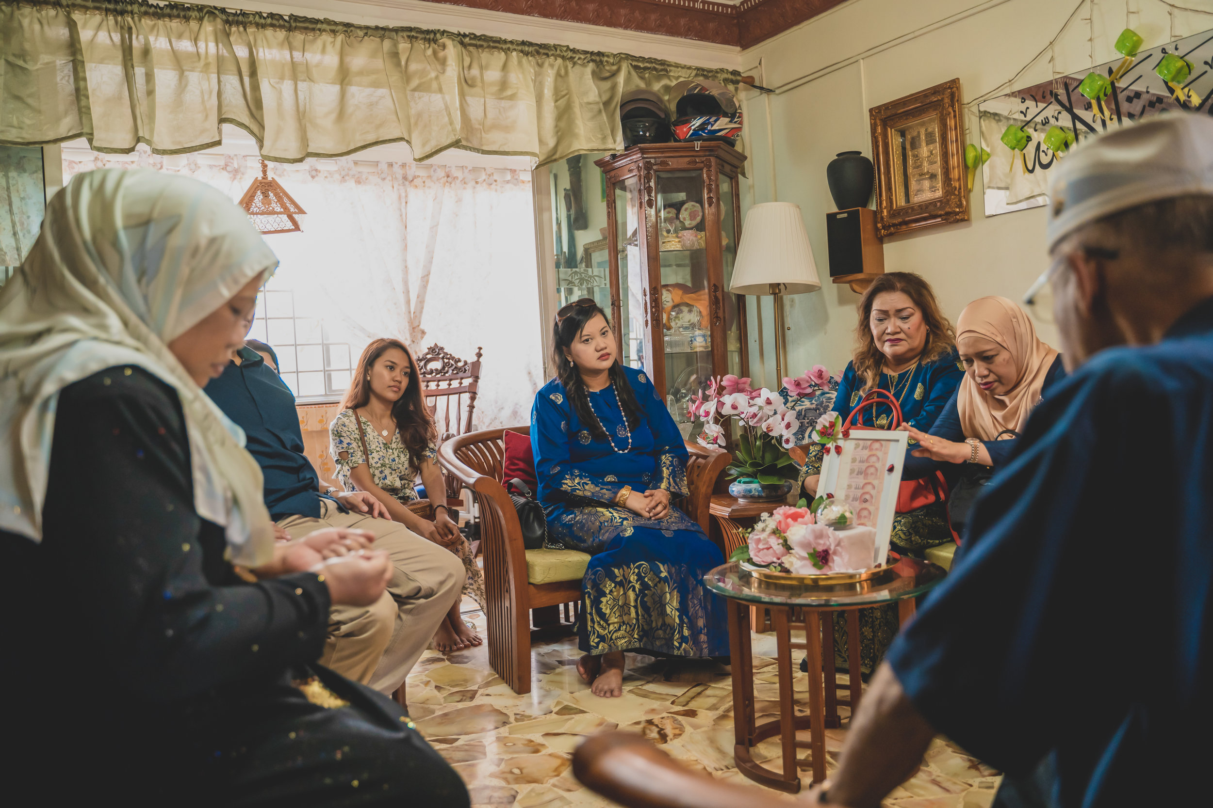 What is the trend for malay wedding video and photo in Singapore