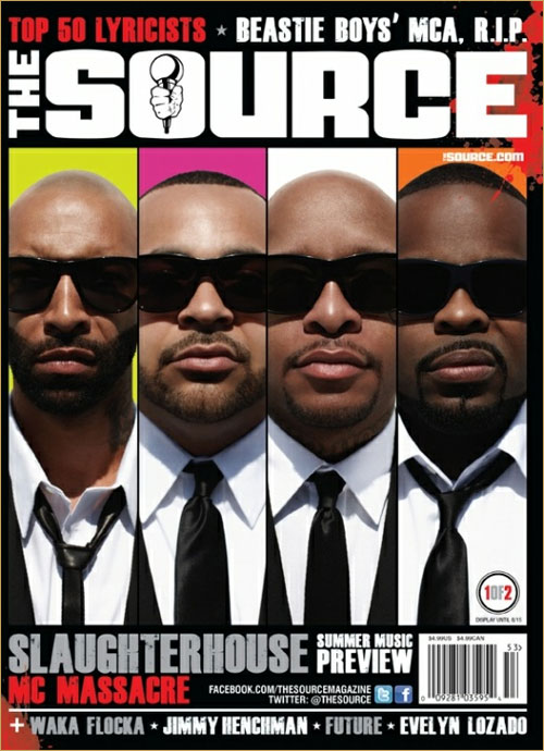 Slaughterhouse Source Cover