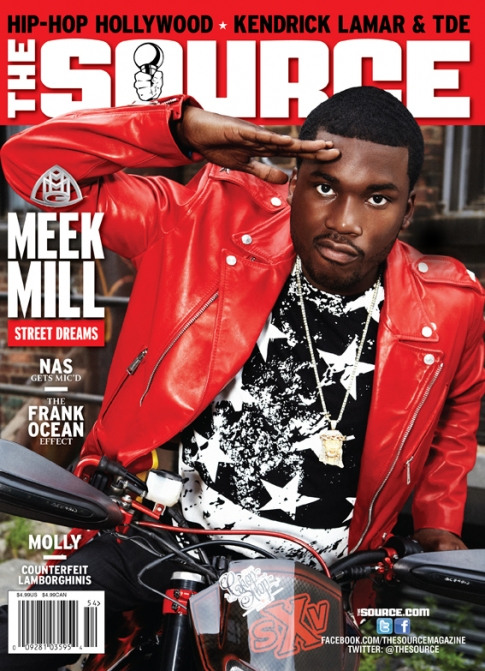 Meek Mill Source Cover