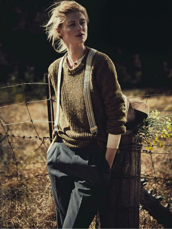 Will Davidson for Vogue Australia, December 2012