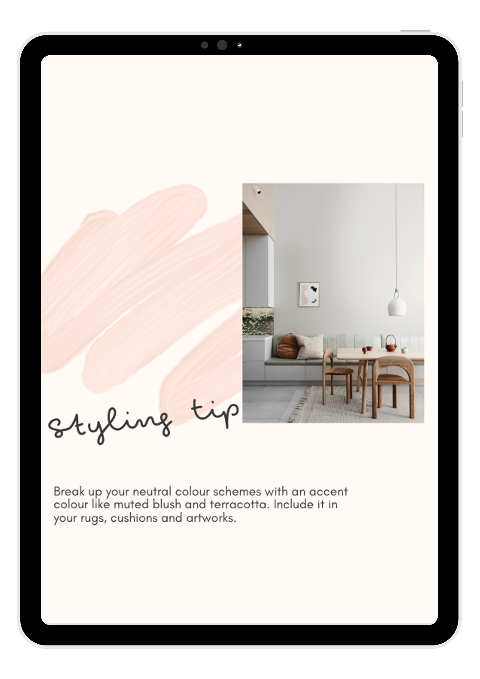 What's inside? - - Romy of Homeroom Studio's musings on the Dulux Colour Forecast for 2020- Insight behind the new trends of the season- Tips on how to style this season's biggest trends in your own home