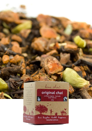 Love Chai - Organic Tea