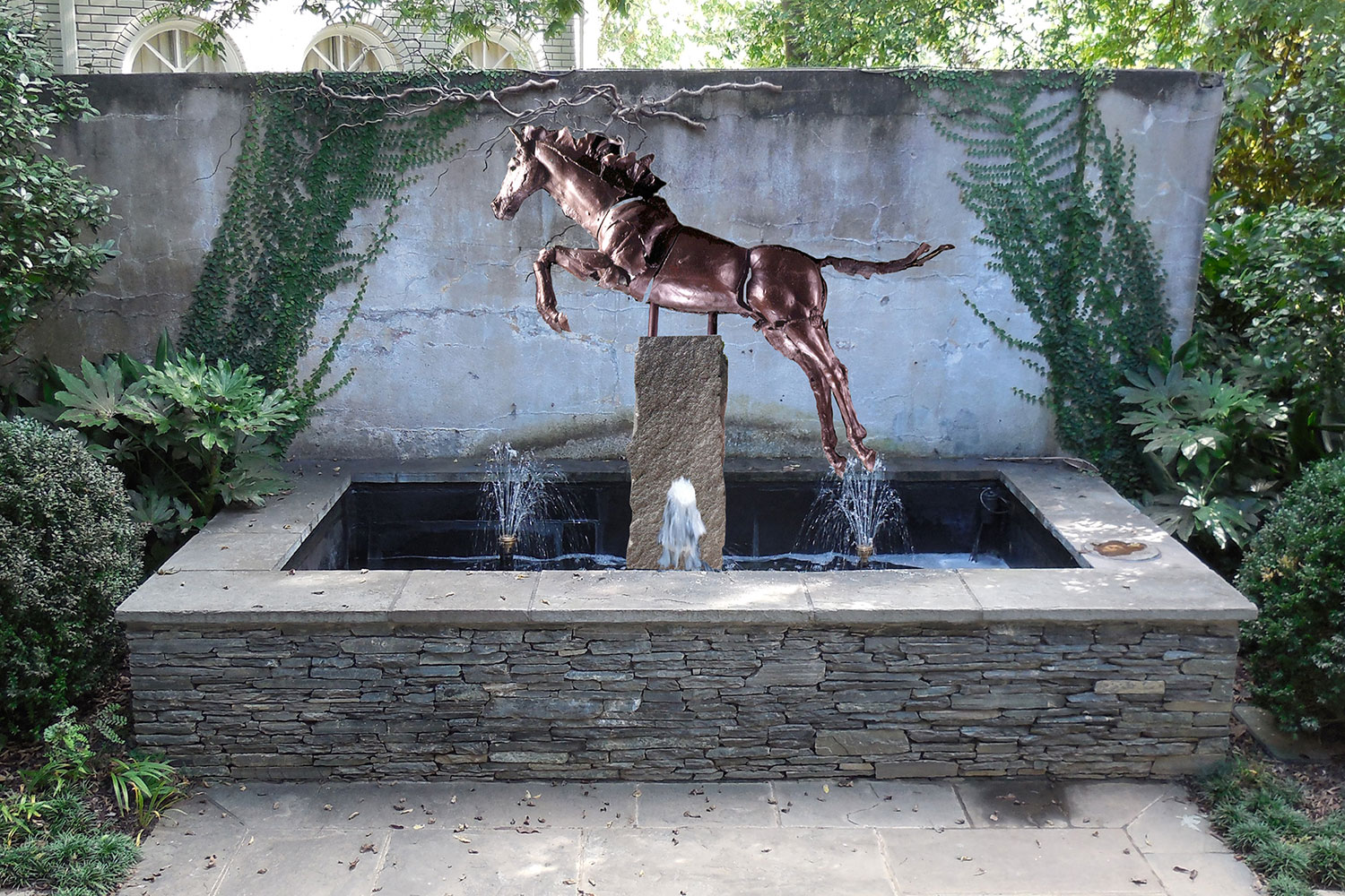 Equus Fountain