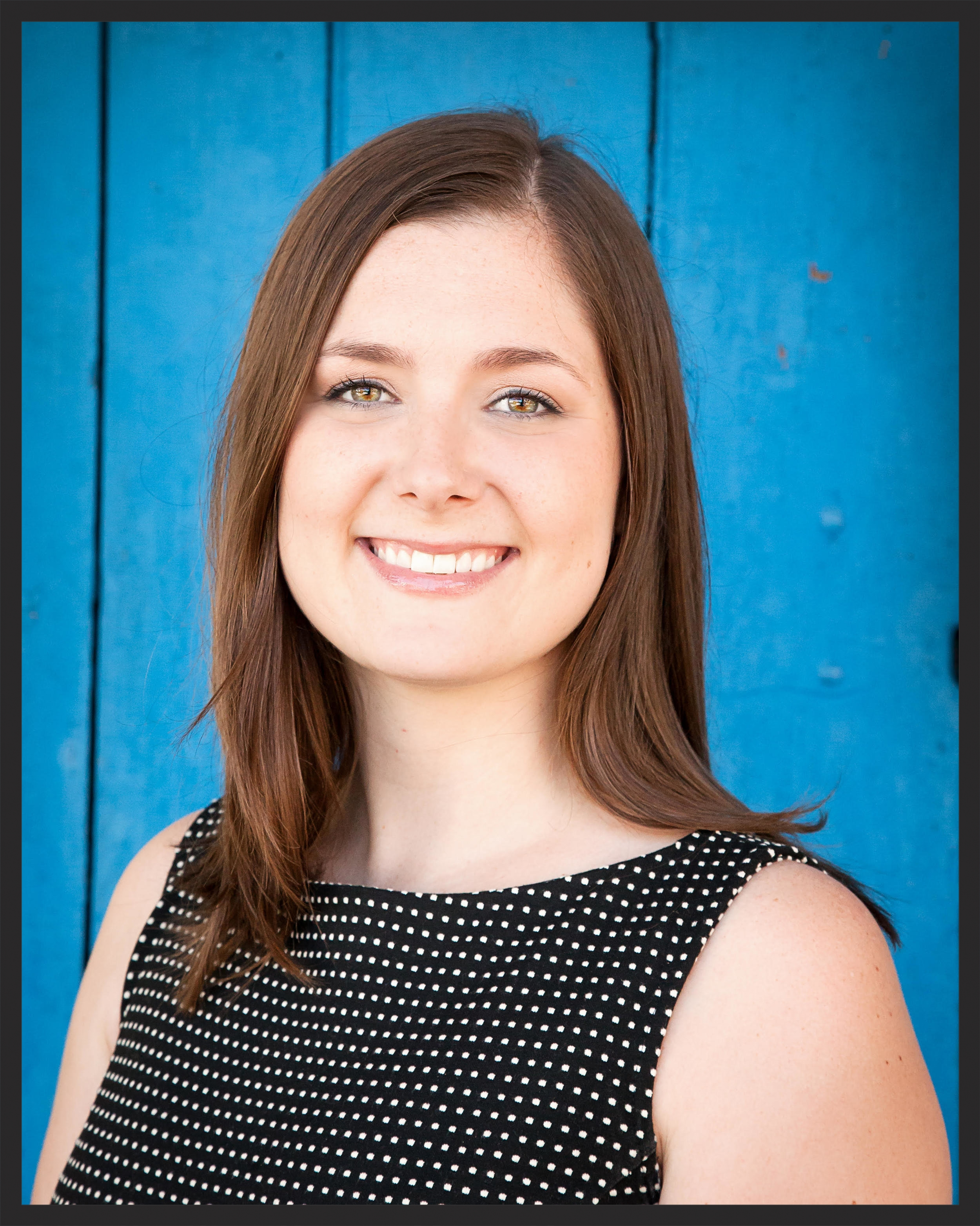 Megan Gouzy - Events Specialist