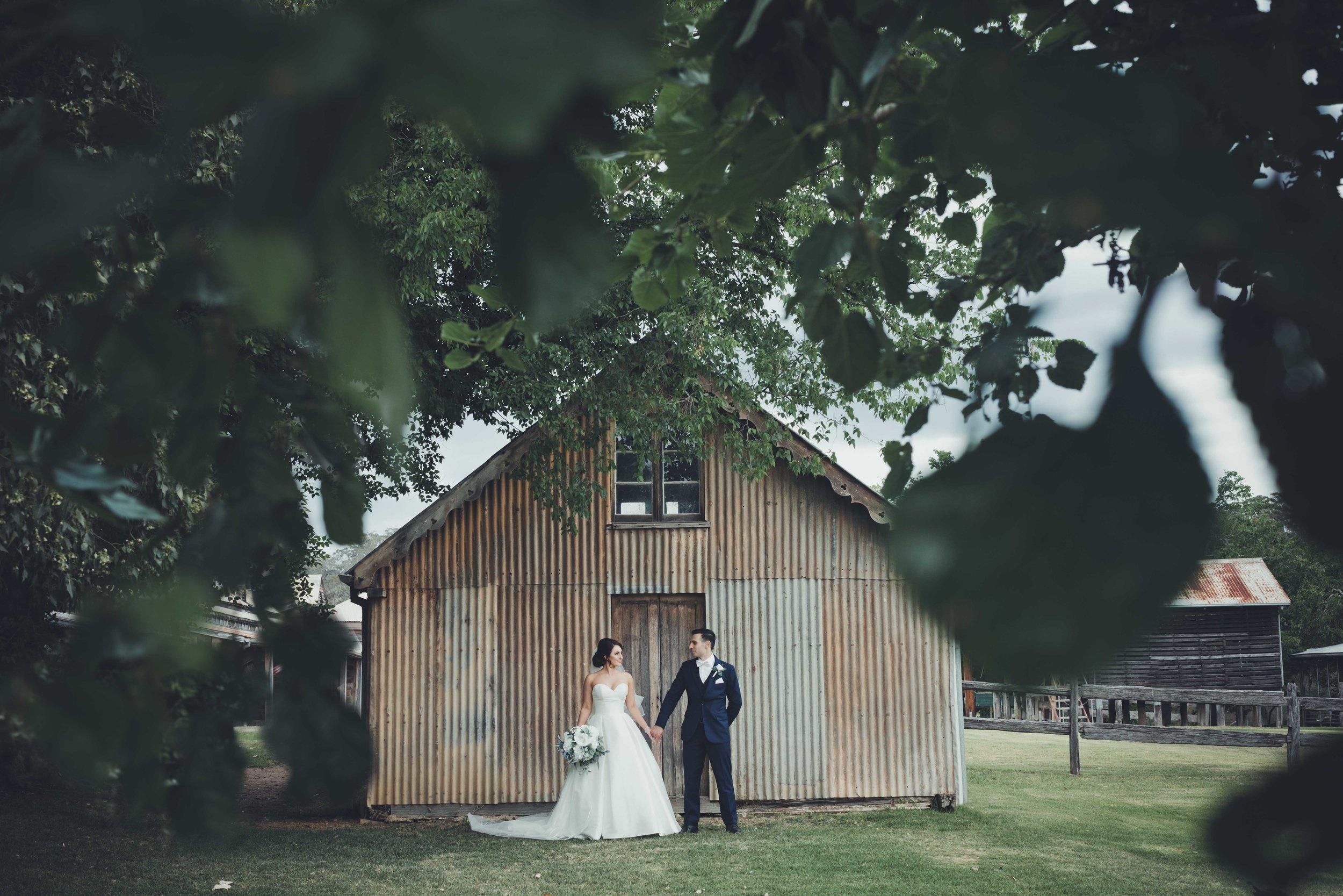 Amy + Andrew    Belgenny Farm