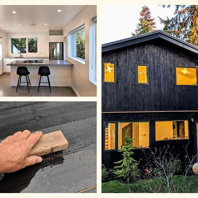 Come see our #backyardcottage on the #nwgreenhometour this coming Sunday May 5th @nw.ecobuilding.guild @ghsproducts @nw.green.home.tour