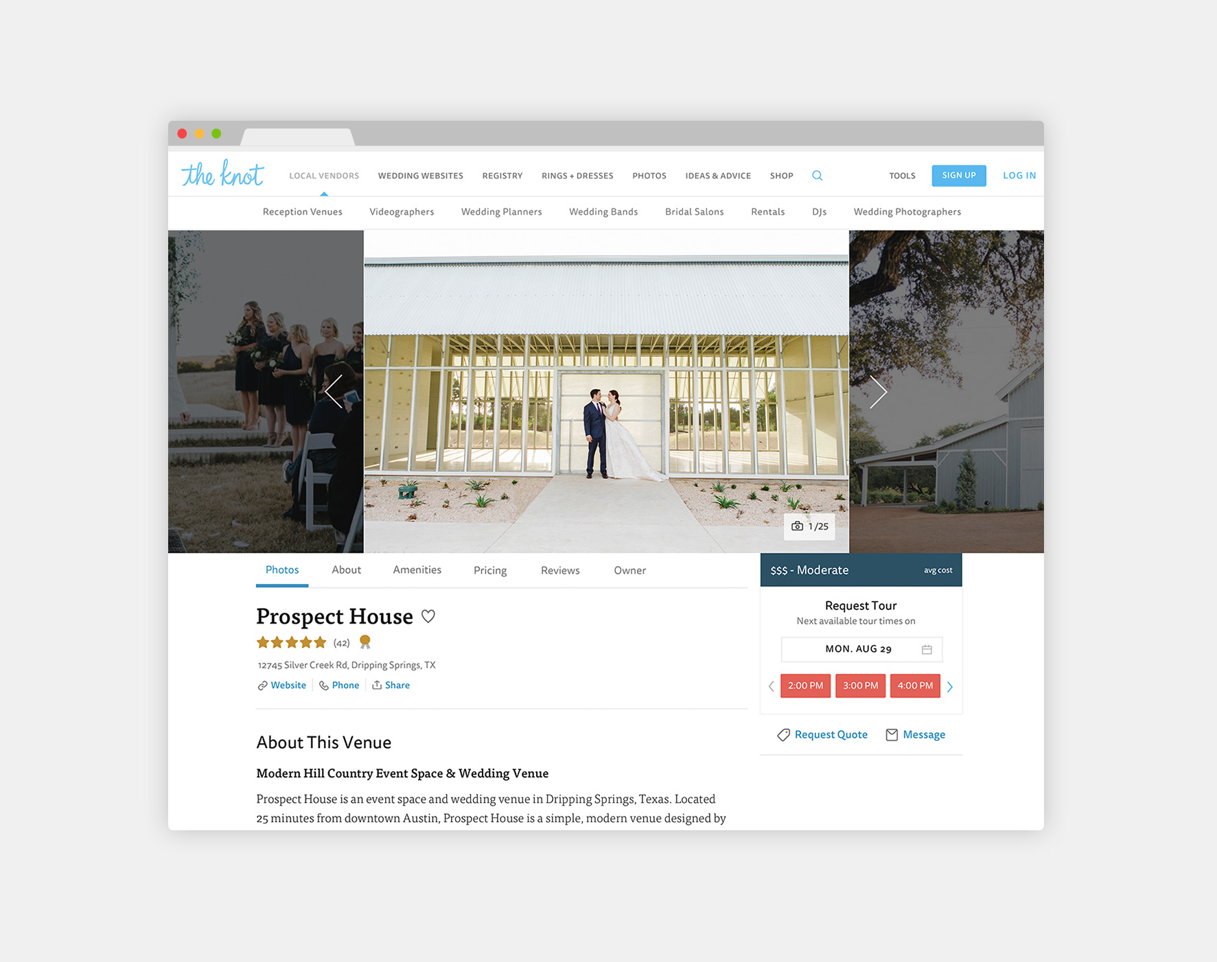 Link:  View Redesign in Invision