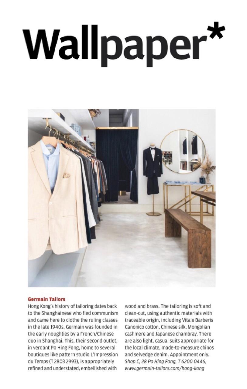 wallpaper tailors