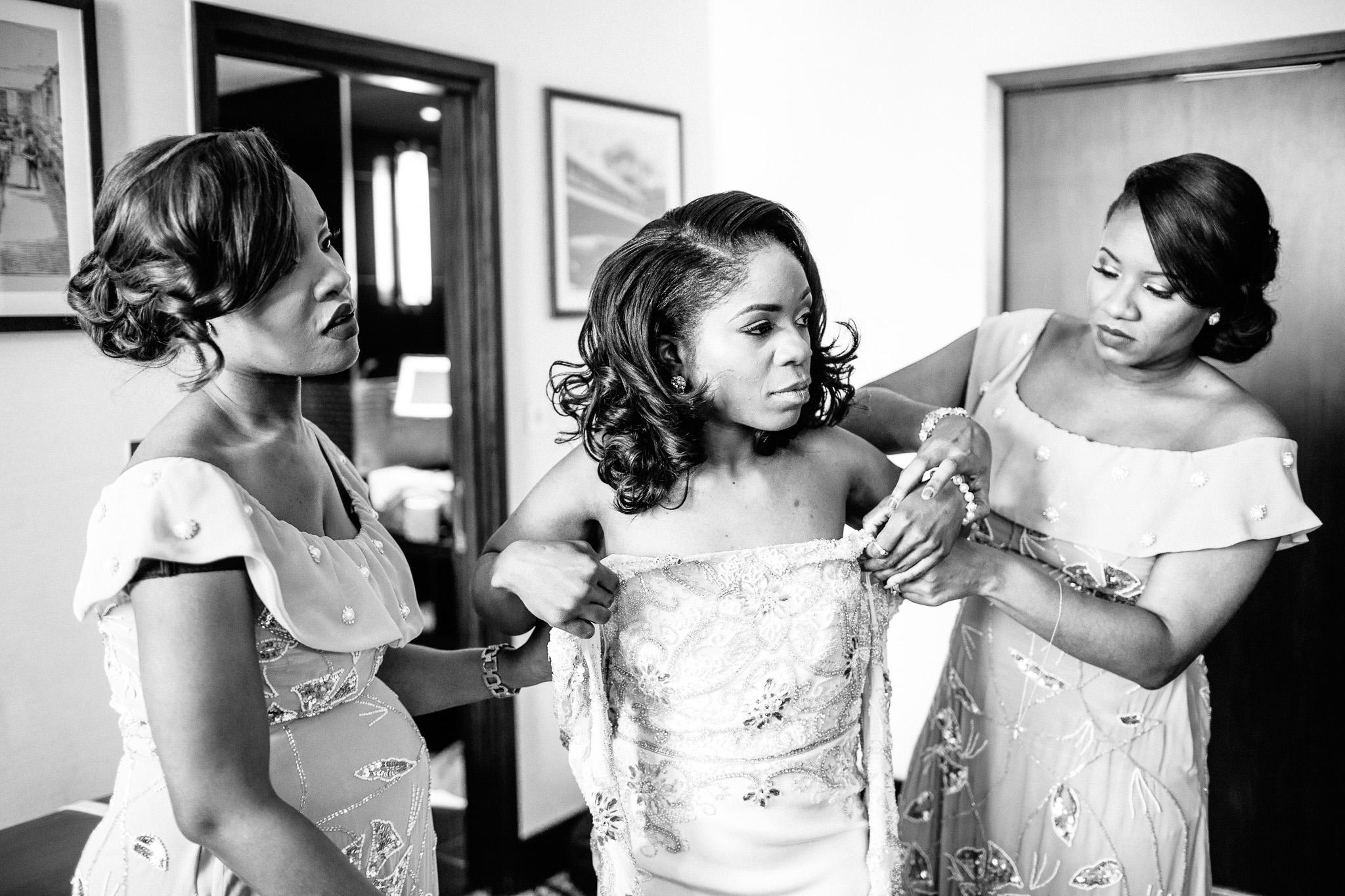 nigerian wedding london