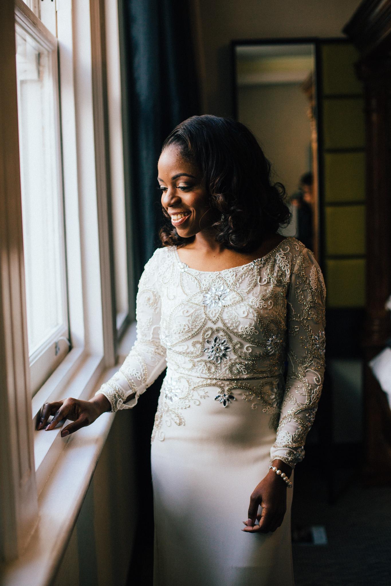 nigerian bride london