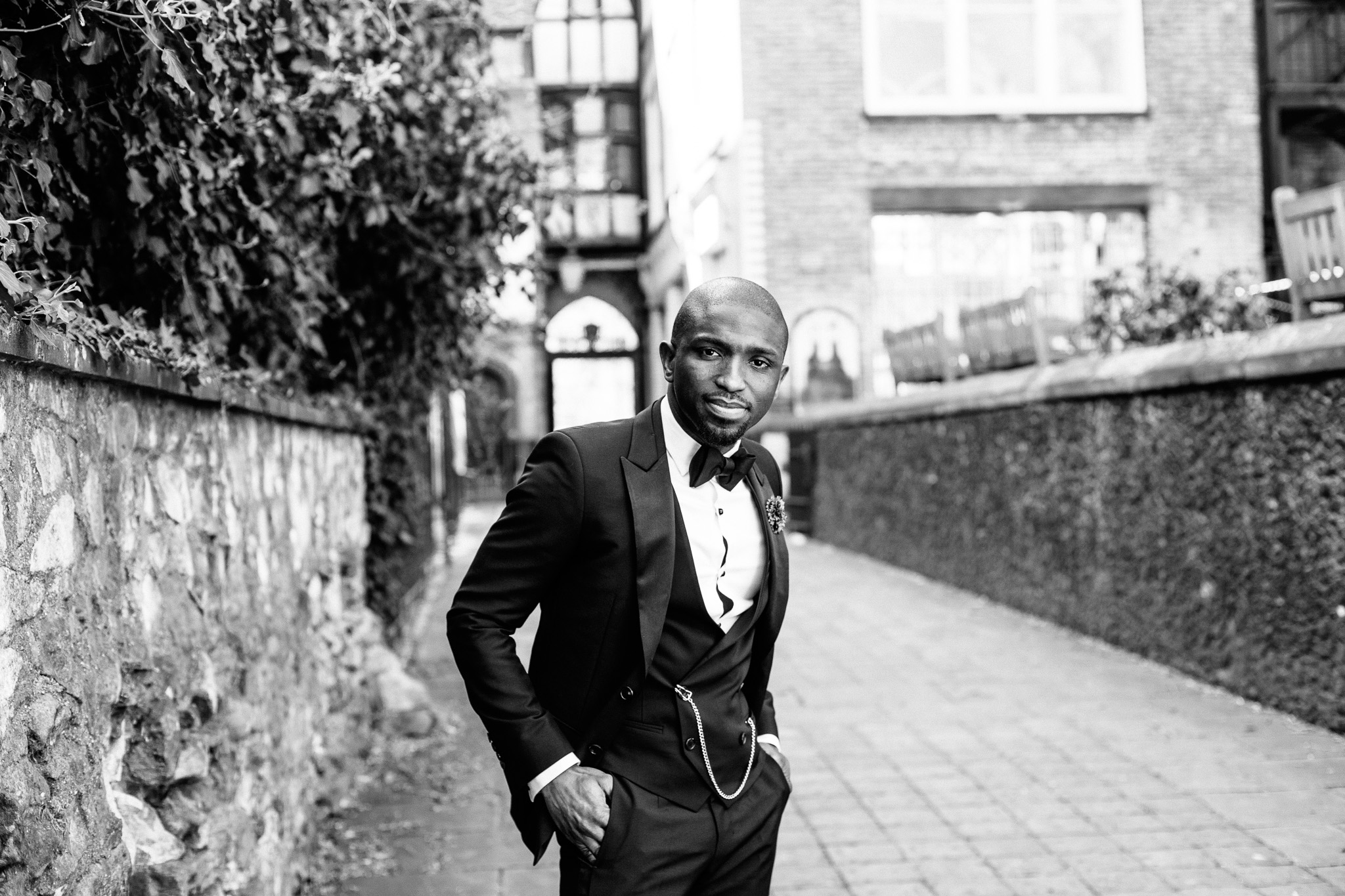 groom inspiration london