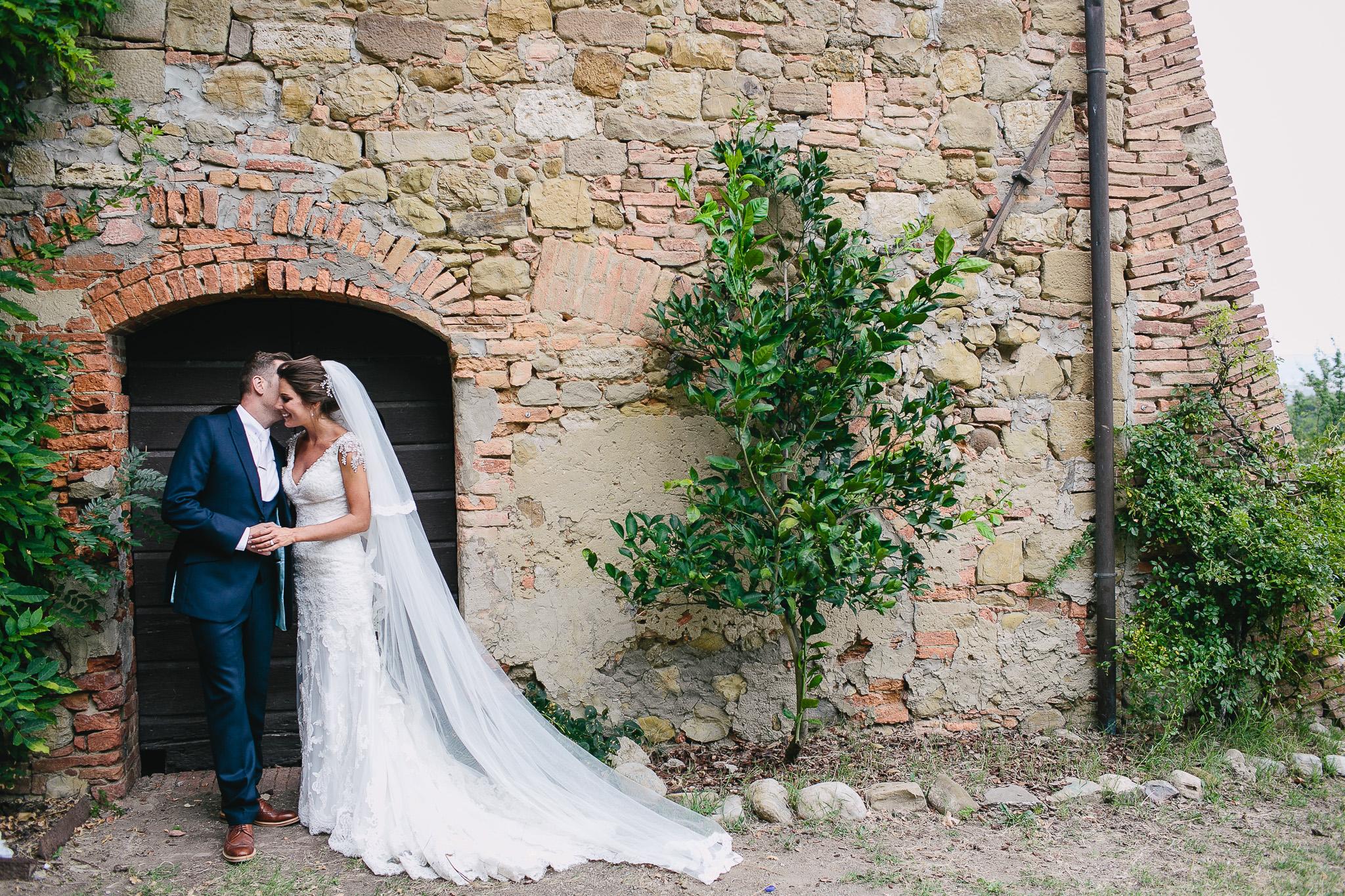pieve de pitti wedding