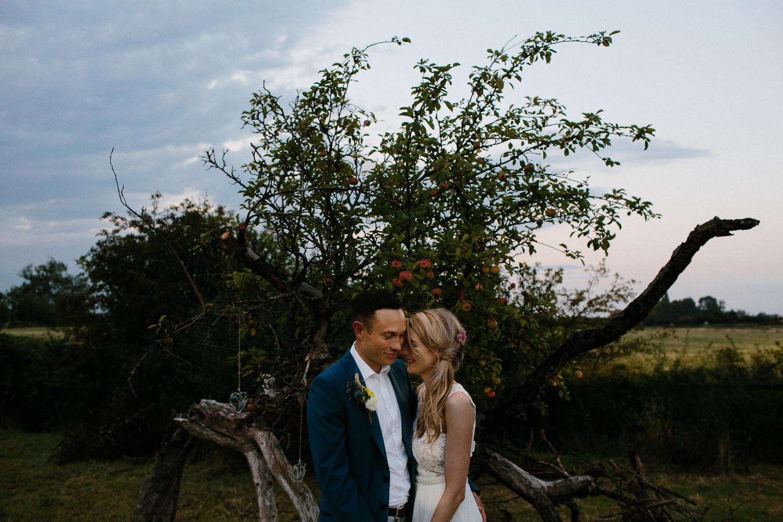 ORISSA & JAMES // GRANTHAM GARDEN WEDDING -